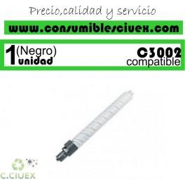 RICOH AFICIO MP-C3002/MP-C3502 NEGRO CARTUCHO DE TONER GENERICO 842016/841651/841739
