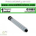RICOH AFICIO MP-C3003/MP-C3503 NEGRO CARTUCHO DE TONER GENERICO 841817