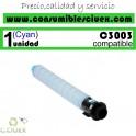 RICOH AFICIO MP-C3003/MP-C3503 CYAN CARTUCHO DE TONER GENERICO 841820