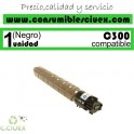 RICOH AFICIO MP-C300/MP-C400 NEGRO CARTUCHO DE TONER GENERICO 841550/841299