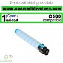 RICOH AFICIO MP-C300/MP-C400 CYAN CARTUCHO DE TONER GENERICO 841551/841300