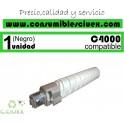 RICOH AFICIO MP-C4000/MP-C5000 NEGRO CARTUCHO DE TONER GENERICO 842048/841160