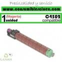 RICOH AFICIO MP-C4502/MP-C5502 MAGENTA CARTUCHO DE TONER GENERICO 841685/841753/TYPE5502E