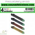 RICOH AFICIO MP-C3003/MP-C3503 AMARILLO CARTUCHO DE TONER GENERICO 841818