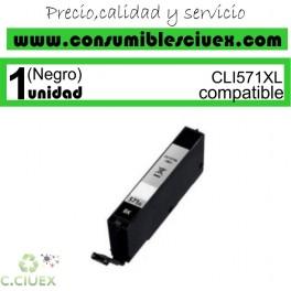 TINTA CANON COMPATIBLE CLI-571XL NEGRO
