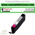 TINTA CANON COMPATIBLE CLI-571XL MAGENTA