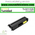 TONER AMARILLO BROTHER TN 321 / 326 COMPATIBLE(Calidad,Precio y Servicio)