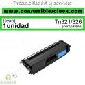 TONER MAGENTA BROTHER TN 321 / 326 COMPATIBLE(Calidad,Precio y Servicio)