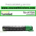 RICOH AFICIO SP-C410DN/SP-C411DN/TYPE 245 AMARILLO CARTUCHO DE TONER GENERICO 888313