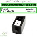 HP 903XL/907XL NEGRO CARTUCHO DE TINTA GENERICO T6M15AE/T6L99AE/T6M19AE