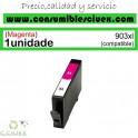 HP 903XL MAGENTA CARTUCHO DE TINTA GENERICO T6M07AE/T6L91AE