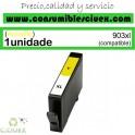 HP 903XL AMARILLO CARTUCHO DE TINTA GENERICO T6M11AE/T6L95AE