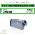 OKI MC760/MC770/MC780 CYAN CARTUCHO DE TONER GENERICO 45396303
