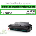 RICOH AFICIO AP600/AP610N/2600N/2610 NEGRO CARTUCHO DE TONER GENERICO 400760/TYPE 215