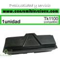 KYOCERA TK1100 NEGRO CARTUCHO DE TONER GENERICO