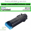 XEROX PHASER 6510/WORKCENTRE 6515 CYAN CARTUCHO DE TONER GENERICO 106R03477/106R03473