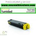 KYOCERA TK5160 AMARILLO CARTUCHO DE TONER GENERICO 1T02NTANL0