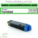 KYOCERA TK5160 CYAN CARTUCHO DE TONER GENERICO 1T02NTCNL0