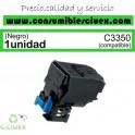 KONICA MINOLTA BIZHUB C3350/C3850 NEGRO CARTUCHO DE TONER GENERICO A5X0150/TNP48