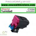 KONICA MINOLTA BIZHUB C3350/C3850 MAGENTA CARTUCHO DE TONER GENERICO A5X0350/TNP48