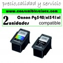 CARTUCHO COMPATIBLE CANON CL541XL
