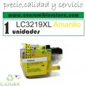 CARTUCHO COMPATIBLE BROTHER LC3219XL MAGENTA