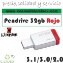 Pendrive 32GB USB 2.0 NEGRO DOU