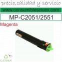 RICOH AFICIO MPC2051/2551 CYAN COMPATIBLE