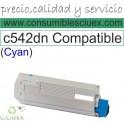 TONER OKI CYAN OKI C532DN/C542DN/MC573DN/MC563DN