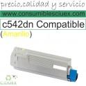 TONER OKI AMARILLO OKI C532DN/C542DN/MC573DN/MC563DN