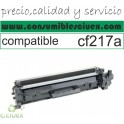 HP CF217A NEGRO COMPATIBLE