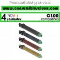 RICOH AFICIO MP-C300/MP-C400 AMARILLO CARTUCHO DE TONER GENERICO 841553/841302