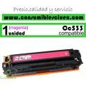 TONER COMPATIBLE HP CC533A MAGENTA