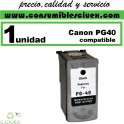 CARTUCHO COMPATIBLE CANON PG-40 NEGRO COMPATIBLE (Calidad,Precio y Servicio)
