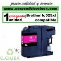CARTUCHO TINTA CYAN LC525XL