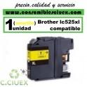 CARTUCHO TINTA MAGENTA LC525XL