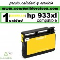 CARTUCHO HP 933XL AMARILLO COMPATIBLE REMANUFACTURADO