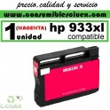 CARTUCHO HP 933XL MAGENTA REMANUFACTURADO