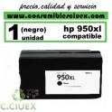 CARTUCHO HP 950XL NEGRO REMANUFACTURADO