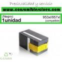 HP 953XL/957XL NEGRO CARTUCHO DE TINTA PIGMENTADA GENERICO L0S70AE/L0S58AE/L0R40AE