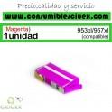 HP 953XL MAGENTA CARTUCHO DE TINTA GENERICO F6U17AE/F6U13AE
