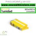 HP 953XL AMARILLO CARTUCHO DE TINTA GENERICO F6U18AE/F6U14AE