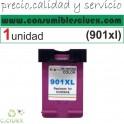 CARTUCHO DE TINTA HP 901XL COLOR COMPATIBLE