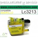 TINTA COMPATIBLE BROTHER LC3213/11 MAGENTA