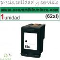 HP 62XL TRICOLOR CARTUCHO DE TINTA REMANUFACTURADO C2P06AE/C2P07AE
