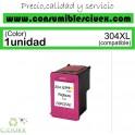 HP 304XL TRICOLOR CARTUCHO DE TINTA REMANUFACTURADO N9K05AE/N9K07AE