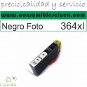 HP 364 XL NEGRO FOTO CARTUCHO COMPATIBLE