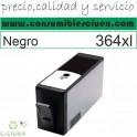 HP 364 XL NEGRO CARTUCHO TINTA COMPATIBLE
