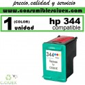 CARTUCHO DE TINTA HP 344 COMPATIBLE / REMANUFACTURADO