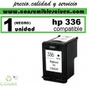 CARTUCHO DE TINTA HP 336 COMPATIBLE / REMANUFACTURADO